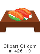 Sushi Clipart #1426119