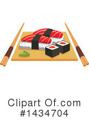 Sushi Clipart #1434704