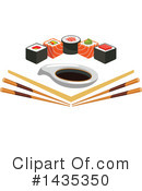 Sushi Clipart #1435350