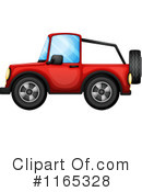 Royalty-Free (RF) Suv Clipart Illustration #1165328