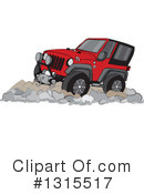 Suv Clipart #1315517 by djart