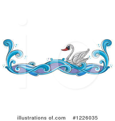 Waves Clipart #1226035 by Graphics RF