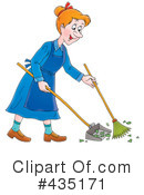 Sweeping Clipart #435171