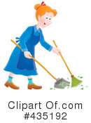 Sweeping Clipart #435192