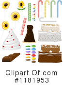 Sweets Clipart #1181953 by dero