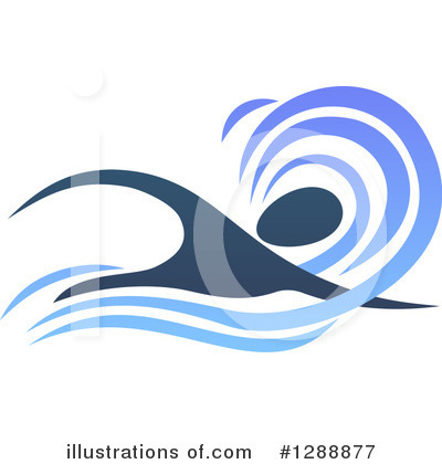 Wave Clipart #1288877 by AtStockIllustration