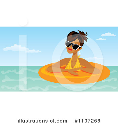 Swimming Pool Clipart #1107266 by Amanda Kate