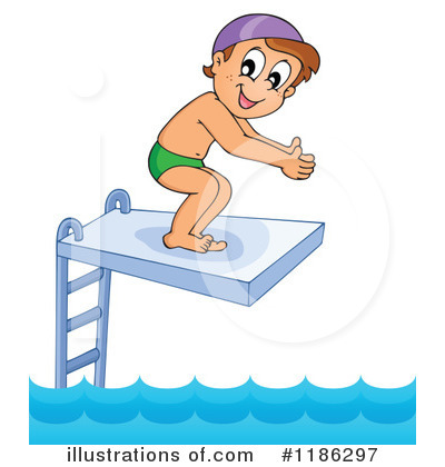 Swimming Clipart #1186297 by visekart