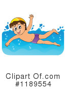Swimming Clipart #1189554