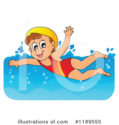 Swimming Clipart #1189555 by visekart