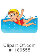 Swimming Clipart #1189555