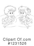 Swimming Clipart #1231526