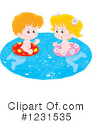 Swimming Clipart #1231535