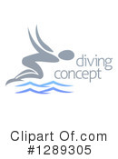 Swimming Clipart #1289305