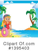 Swimming Clipart #1395403