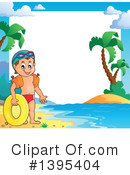 Swimming Clipart #1395404