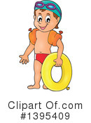 Swimming Clipart #1395409