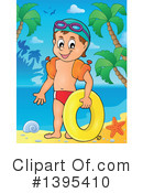 Swimming Clipart #1395410