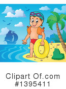 Swimming Clipart #1395411