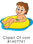 Swimming Clipart #1407741