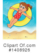 Swimming Clipart #1408926