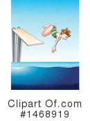 Swimming Clipart #1468919