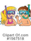 Swimming Clipart #1567518