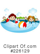 Swimming Clipart #226129 by BNP Design Studio