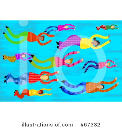 Swimming Clipart #67332 by Prawny