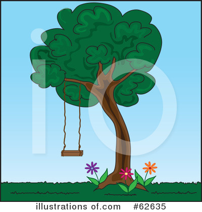 Tree Clipart #62635 by Pams Clipart