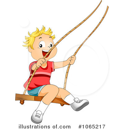 Royalty free rf swinging clipart illustration 1065217 by bnp design