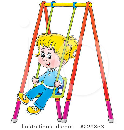 Playground Clipart #229853 by Alex Bannykh