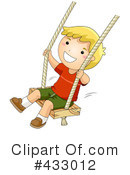 Swinging Clipart #433012 by BNP Design Studio