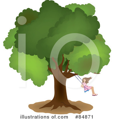 Tree Clipart #84871 by Pams Clipart