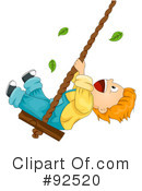Swinging Clipart #92520 by BNP Design Studio