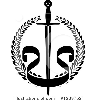 Coat Of Arms Clipart #1239752 by Vector Tradition SM