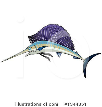 Fishing Clipart #1344351 by Graphics RF