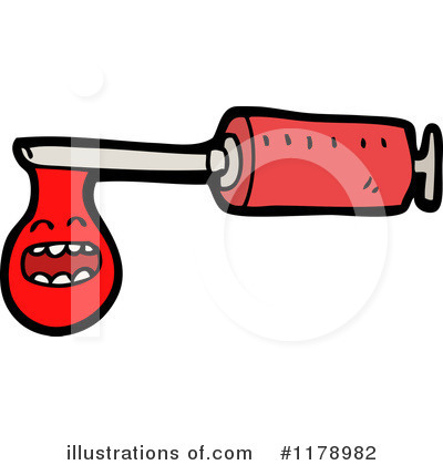 Syringe Clipart #1178982 by lineartestpilot