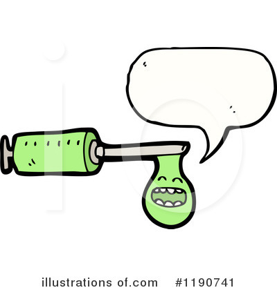 Syringe Clipart #1190741 by lineartestpilot