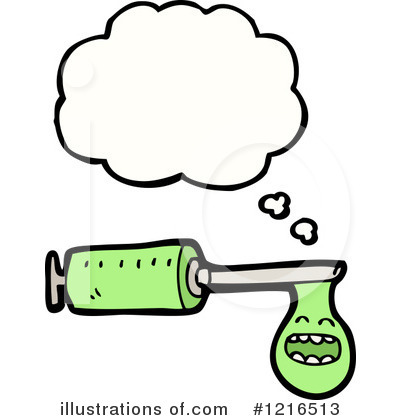 Syringe Clipart #1216513 by lineartestpilot