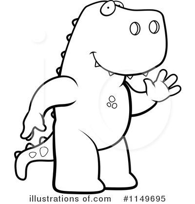 T Rex Clipart 1149695