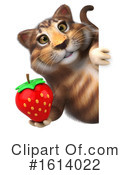 Tabby Cat Clipart #1614022 by Julos
