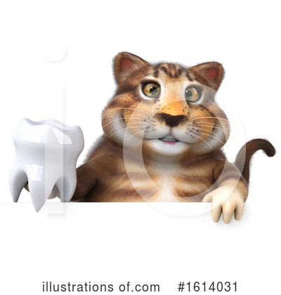 Tabby Cat Clipart #1614031 by Julos