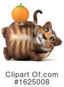 Tabby Cat Clipart #1625008 by Julos