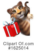 Tabby Cat Clipart #1625014 by Julos