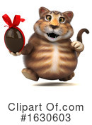 Tabby Cat Clipart #1630603 by Julos