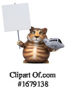 Tabby Cat Clipart #1679138 by Julos