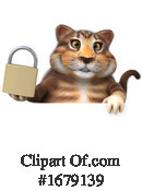 Tabby Cat Clipart #1679139 by Julos