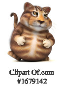 Tabby Cat Clipart #1679142 by Julos