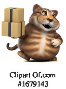 Tabby Cat Clipart #1679143 by Julos